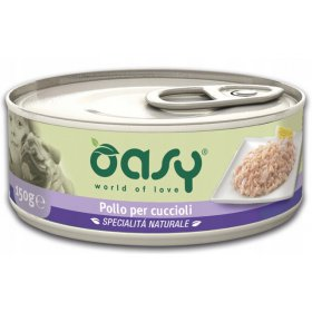 Oasy | Natural | Puppy - Kurczak 150g