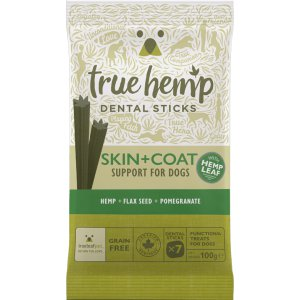 True Hemp | Dental Sticks z Konopiami | 100g