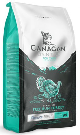 Canagan Cat | Grain Free | Dental 375g