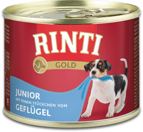 Rinti | Gold Junior | Puszka 185g