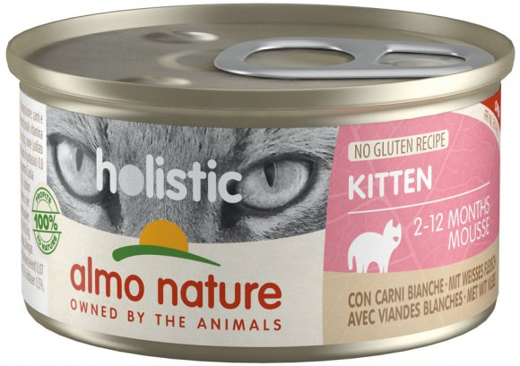 Almo Nature | Holistic Kitten | Puszka 85g