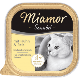 Miamor | Sensibel | Tacka 100g