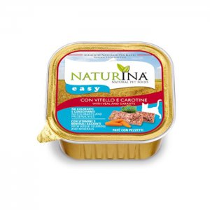 Naturina | Easy Cat | Tacka 100g