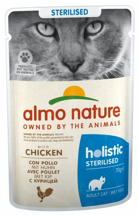 Almo Nature | Functional Sterilised | Saszetka 70g