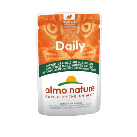 Almo Nature | Daily | Saszetka 70g