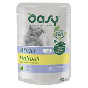 Oasy | Lifestage | Anti-Hairball 85g