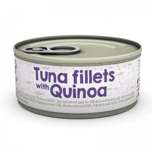 Naturea | Tuna fillets | Puszka 70g