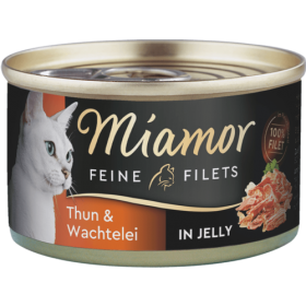 Miamor | Feine Filets in Jelly | Puszka 100g