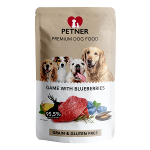 Petner | Adult Dog | Saszetka 500g