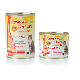 Power of Nature | Natural Cat