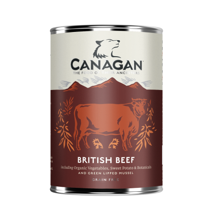 Canagan Dog | Grain Free | Puszka 400g