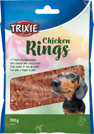 Trixie | Chicken Rings