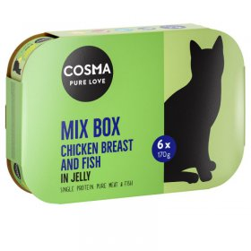 Cosma | Mix Box in Jelly 6x170g