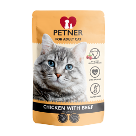 Petner | Adult Cat | Saszetka 85g