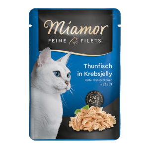 Miamor | Feine Filets in Jelly | Saszetka 100g