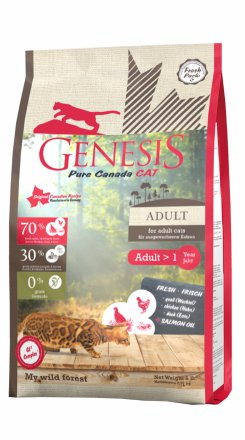 Genesis | Pure Canada | My Wild Forest - Adult