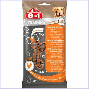 8in1 | Training Treats | Opakowanie 100g