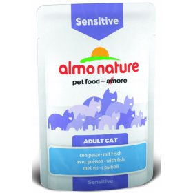 Almo Nature | Functional Sensitive | Z prebiotykiem - Saszetka 70g